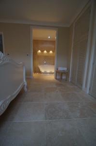 Travertine Bedroom